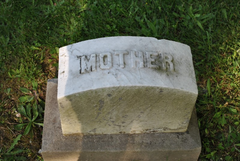 Abbey, Cloenda Headstone 1, Abbey, Cloenda Headstone 1