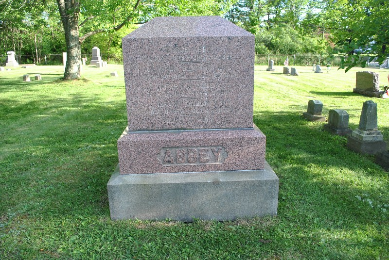 Abbey, Cloenda Headstone 2, Abbey, Cloenda HS2