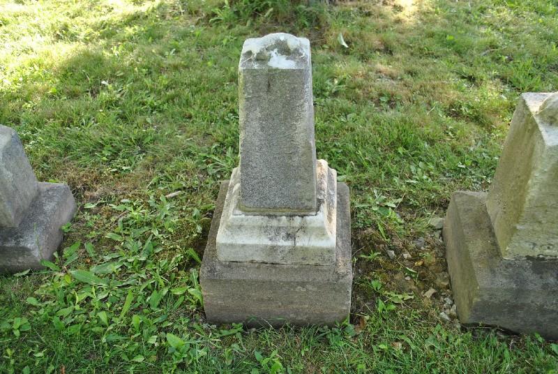Abbey, Henry Headstone 1, Abbey, Henry Headstone 1