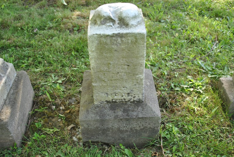 Abbey, Infant Daughter Headstone 1, Abbey, Infant Daughter HS1