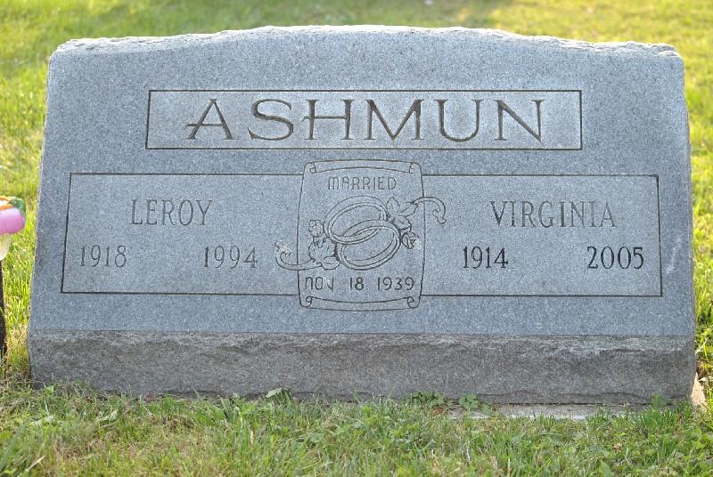 Ashmun, Leroy HS, Ashmun, Leroy HS